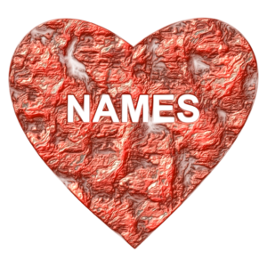 Love Test Names – SmallBigSquare